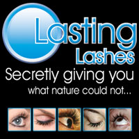 We supply Lasting Lashes products and training